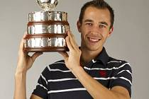 Lukáš Rosol s Davis Cupem