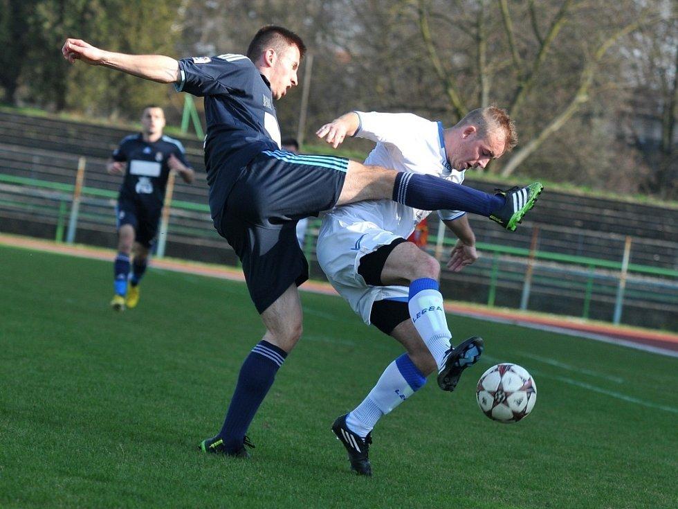 1.FC Viktorie Přerov – FK Real Lískovec.