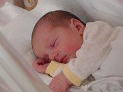 Anna Zelová, Býškovice, narozena dne 30. května v Přerově, míra 49 cm, váha 2766 g