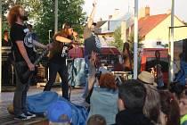 Dřevorockfest 2016 v Dřevohosticích