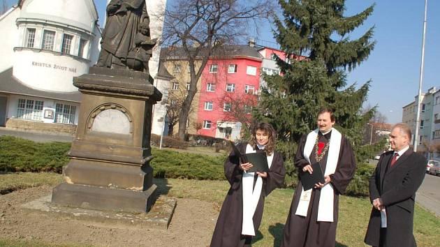 Přerov si připomněl 420. výročí narození Jana Ámose Komenského