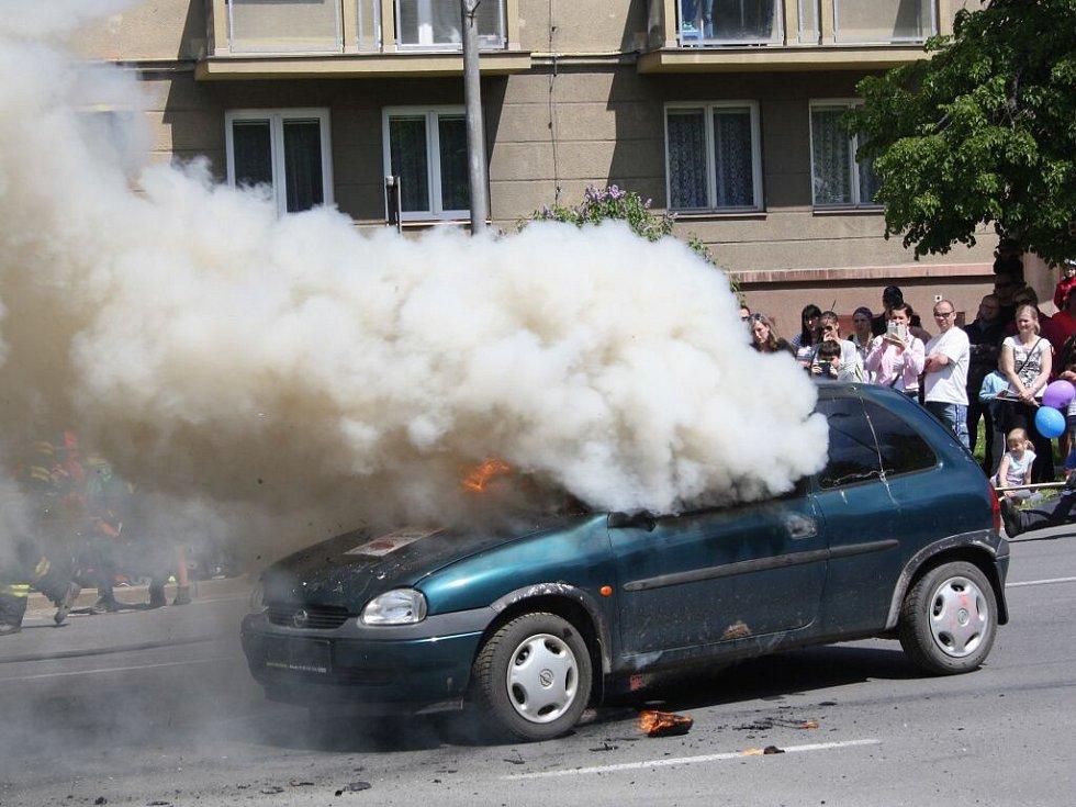 Výročí osvobození v Přerově