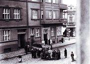 Začátek okupace 15. března 1939 v Přerově