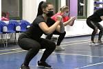 Amatérští a mládežničtí sportovci mohou trénovat ve vnitřních prostorách. Avšak s rouškami. Sportovní centrum mlýn v Přerově, 3. prosince 2020