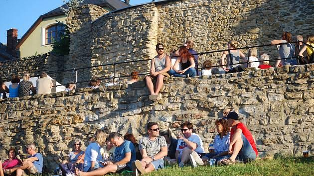 Festival Hudební léto na hradbách. Ilustrační foto