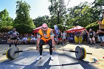 European Ultimate Strongman Championship U105.