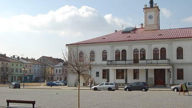 Městský úřad v Lipníku