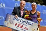 Zubr Cup 2012 - Vítězka Cristina-Andreea Mituová