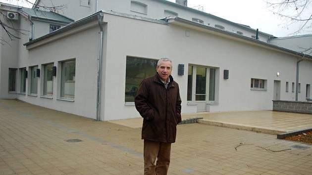 Nový kulturní dům Echo v Lipníku nad Bečvou