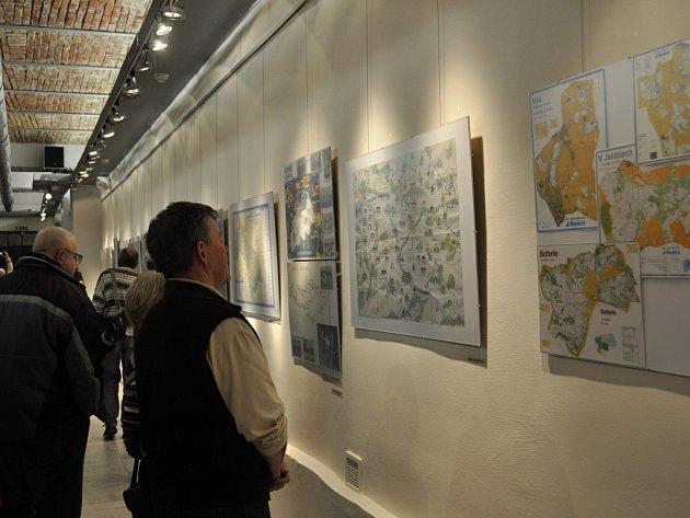 Mapy a turistika v proměnách času
