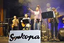 Legendární přerovská kapela Synkopa. Ilustrační foto