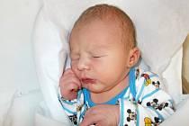 David Haitl, Partutovice, narozený dne 27. října 2015 v Přerově, míra: 50 cm, váha: 3402 g