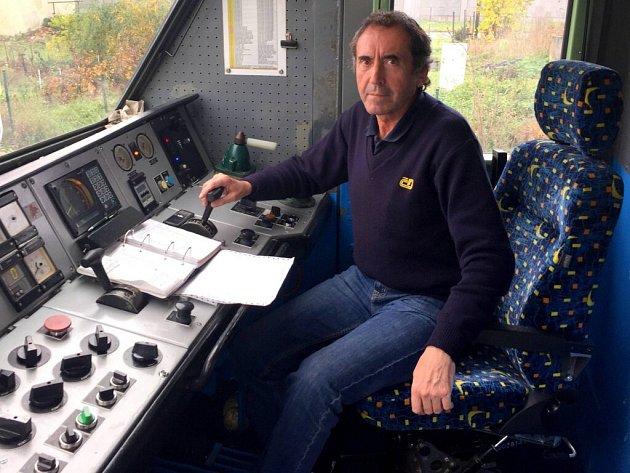 Nový náměstek přerovského primátora Pavel Košutek (hnutí ANO) pracoval dříve na dráze jako strojvedoucí.
