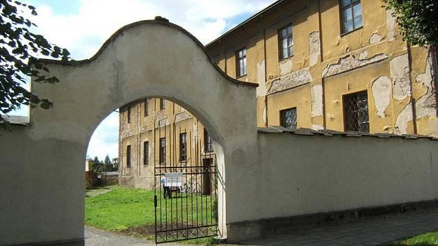Piaristický klášter v Lipníku nad Bečvou