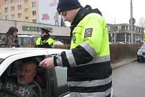 Dopravně bezpečnostní akce v Přerově