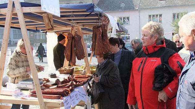 Městské trhy v Přerově