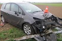 Nehoda v Troubkách