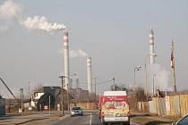 Přerovské komíny. Ilustrační foto