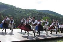 Park ve Veselíčku ožije folklorem
