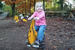 Čtyřletá Anička z Dřevohostic statečně bojuje se zákeřnou nemocí, pomáhají ji Dobří andělé
