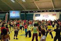 Desátý ročník Reebok European Star Dance & Fitness Show v Přerově