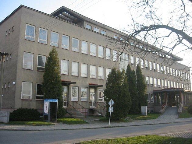 Poliklinika v Kojetíně