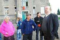 Ministr Pecina na návštěvě vybraných lokalit Přerova