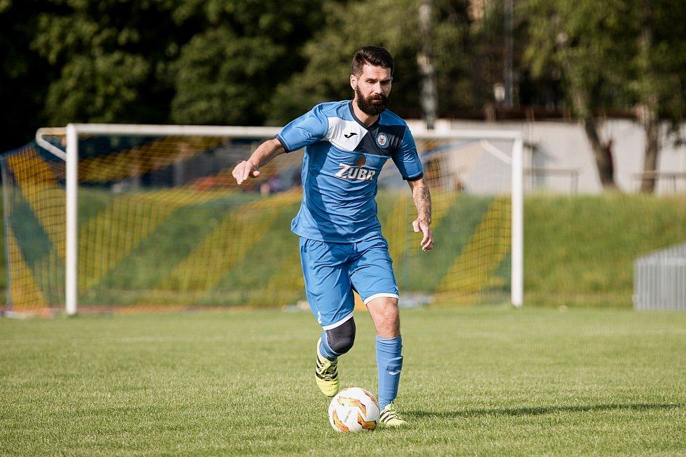 Petr Bogdaň, 1. FC Viktorie Přerov