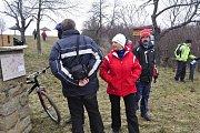 Novoroční výstup na Čekyňský kopec