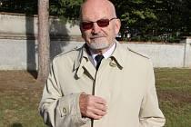 František Hýbl, historik a autor publikace Krvavá noc na Švédských šancí.