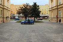 V ulici Palackého bude opět parkoviště