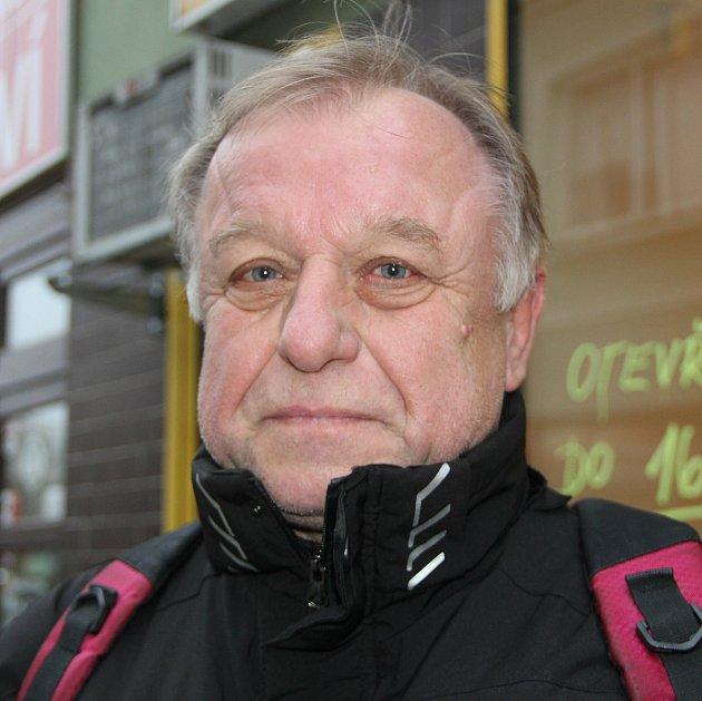 Jan Doležal, důchodce, Přerov