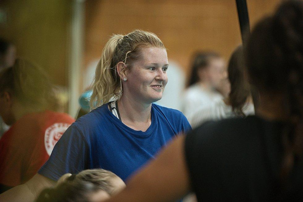 Volejbalistky Přerova se připravují na novou sezonu. Barbora Šádková