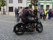 Helfštýnský okruh na náměstí TGM v Přerově