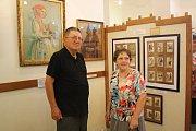 Malířka Hané – tak se jmenuje nová výstava v Kojetíně, která vznikla u příležitosti 80. výročí úmrtí kojetínské umělkyně Marie Gardavské. Vernisáže se v pátek 11. srpna, v galerii Vzdělávacího a informačního centra, zúčastnily desítky lidí.