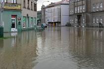 Zaplavený Brodek u Přerova, 15. října 2020