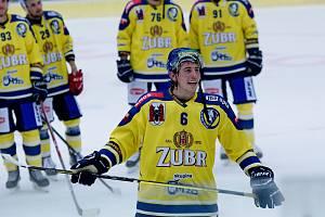Hrdinou prvního derby byl přerovský obránce Jakub Kubeš.
