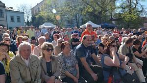Tradiční velikonoční program na Horním náměstí v Přerově