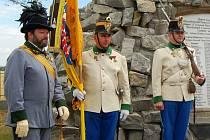 Vzpomínka na prusko - rakouskou válku v roce 1866. Ilustrační foto