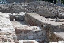 Archeologické vykopávky bratrské školy v Přerově