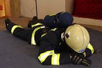 Klání Železný hasič v Tovačově