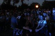Koncert Charlieho Slavíka a jeho kapely Charlie Slavik revue