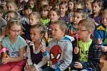 První školní den na Základní škole Svisle v Přerově