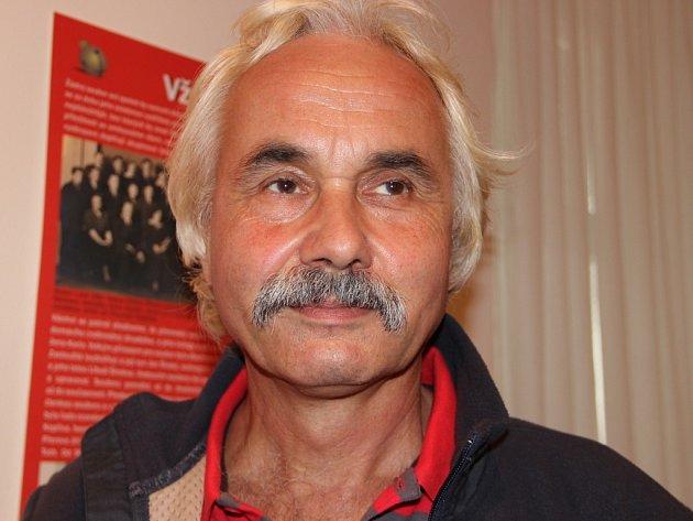 Loutkář Pavel Mašek