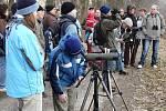 Jarní pozorování ptactva v Tovačově je ideální příležitostí, jak můžou strávit volný čas v přírodě rodiny s malými dětmi.