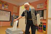 Volby do Evropského parlamentu - v budově Základní školy B. Němcové v Přerově
