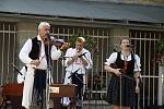Svatojakubské hody v Lipníku nad Bečvou