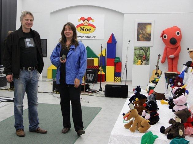 Výstava hraček v Galerii Konírna v Lipníku