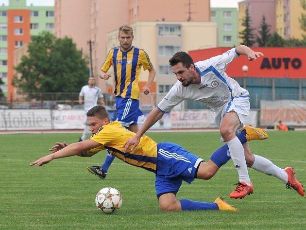 Derby: 1.FC Viktorie Přerov – FK Kozlovice