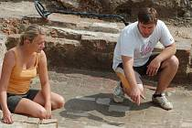 Archeologický objev základů bratrské školy, ve které působili Jan Amos Komenský a Jan Blahoslav